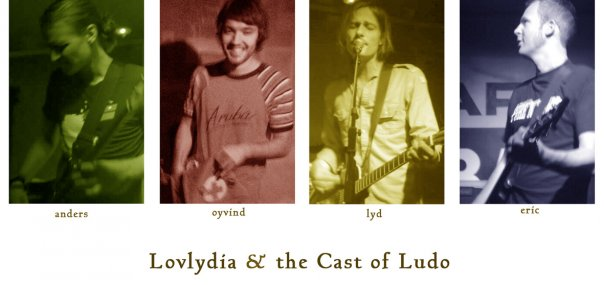 Lovlydia & the Cast of Ludo